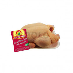 Gallina media busto 4 x 1 kg
